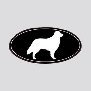 Flat Coated Retriever Patch
