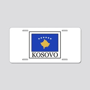 Kosovo Aluminum License Plate