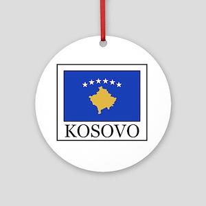 Kosovo Ornament (Round)