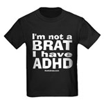 I have ADHD Kids Dark T-Shirt