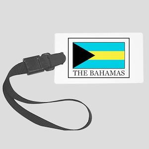 The Bahamas Large Luggage Tag