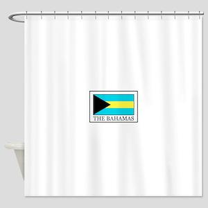 The Bahamas Shower Curtain