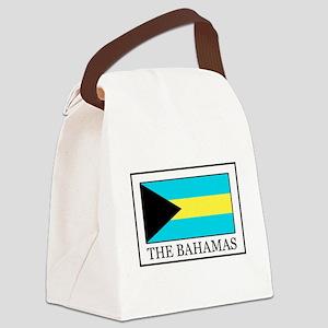 The Bahamas Canvas Lunch Bag