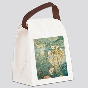 Enchantment Canvas Lunch Bag