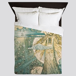 Enchantment Queen Duvet