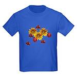 Ladybug Party Kids Dark T-Shirt