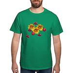Ladybug Party Dark T-Shirt