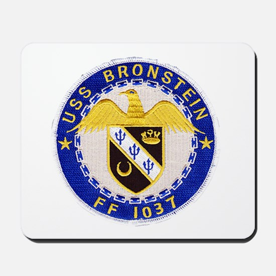 USS BRONSTEIN Mousepad