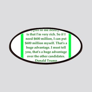 donald trump quote Patch