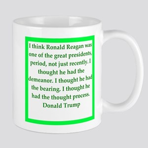 donald trump quote Mugs