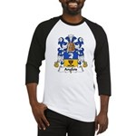 Anglois Family Crest Baseball Jersey