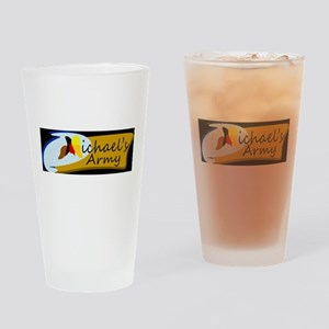 MICHAELS ARMY Drinking Glass