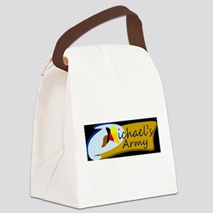 MICHAELS ARMY Canvas Lunch Bag