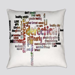Breast Cancer Awareness and Preven Everyday Pillow