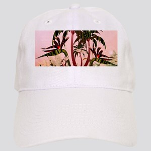 Tropical design Baseball Cap
