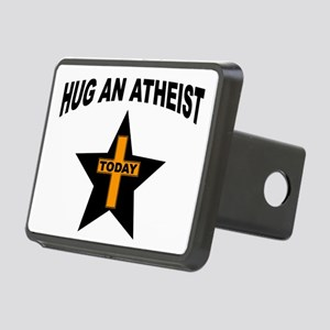 ATHEIST HUGS Hitch Cover
