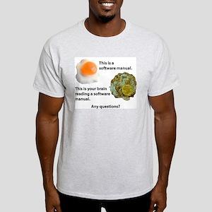 Manuals Light T-Shirt
