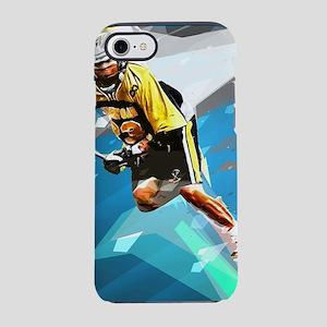 Super Crayon Colored Lacross iPhone 8/7 Tough Case