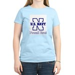 Proud Navy Brat Women's Light T-Shirt