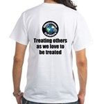 Treating Others White T-Shirt