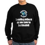 Treating Others Sweatshirt (dark)