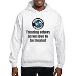 Treating Others Hooded Sweatshirt