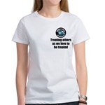 Treating Others Women's Classic White T-Shirt