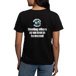 Treating Others Women's Dark T-Shirt