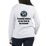 Treating Others Women's Long Sleeve T-Shirt