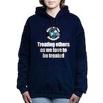 Treating Others Women's Hooded Sweatshirt