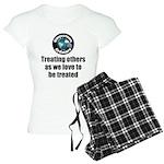 Treating Others Women's Light Pajamas
