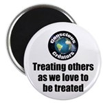 Treating Others Magnet