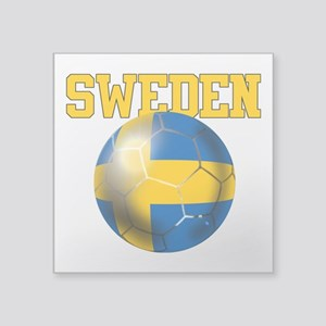 Sweden Football Sticker