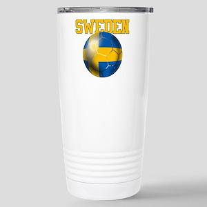 Sweden Football Travel Mug
