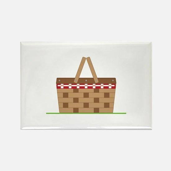 Picnic Basket Magnets