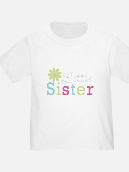 Little Sis Polka Do T-Shirt