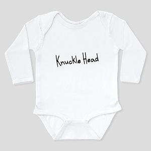 Knuckle Head - Infant Bodysuit Body Suit