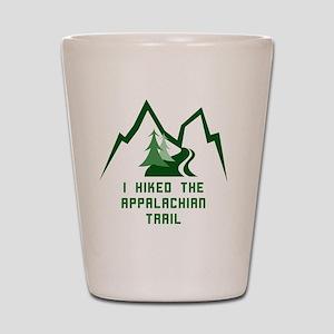 Hike the Appalachian Trail Shot Glass