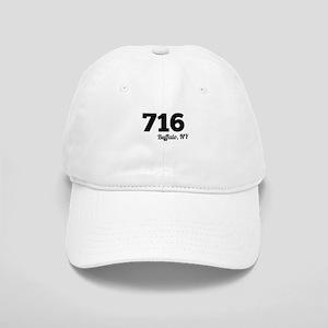 Area Code 716 Buffalo NY Baseball Cap