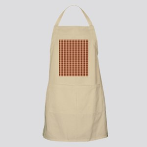 Female Nipple Abstract Apron