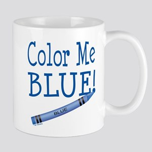 Color Me Blue! Mug