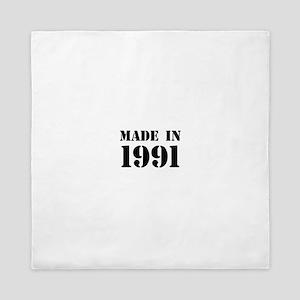 Made in 1991 Queen Duvet