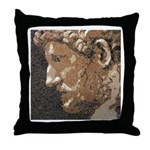 Hadrian Mosaic Throw Pillow