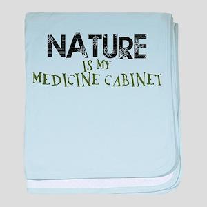 naturemedicine baby blanket