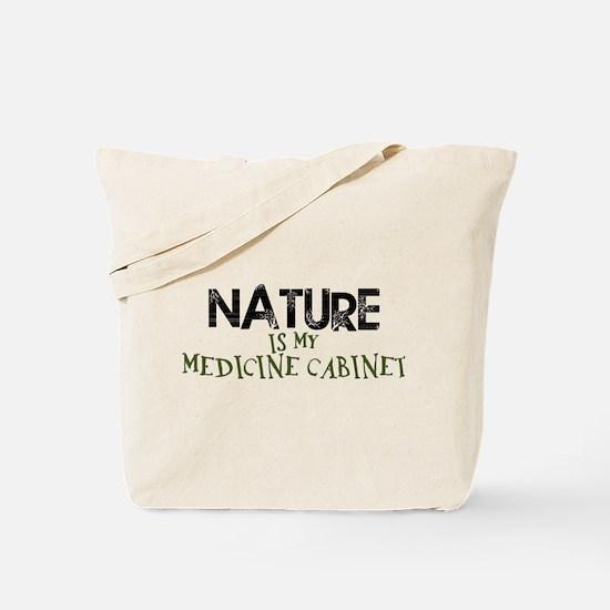 naturemedicine.png Tote Bag