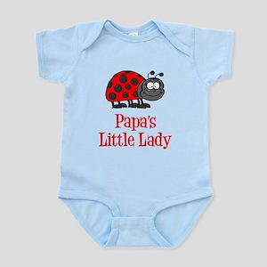Papa's Little Lady Body Suit