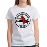 USS HEERMANN Women's T-Shirt