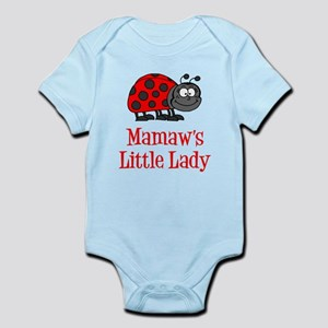 Mamaw's Little Lady Body Suit