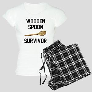 Wooden Spoon Survivor Women's Light Pajamas