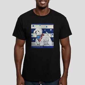 America Westie T-Shirt